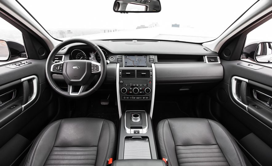 2015 Land Rover Discovery Sport - Slide 26