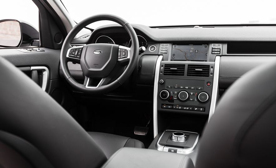 2015 Land Rover Discovery Sport - Slide 27