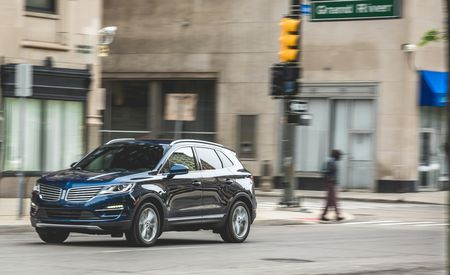 2015 Lincoln MKC 2.0T FWD – Instrumented Test