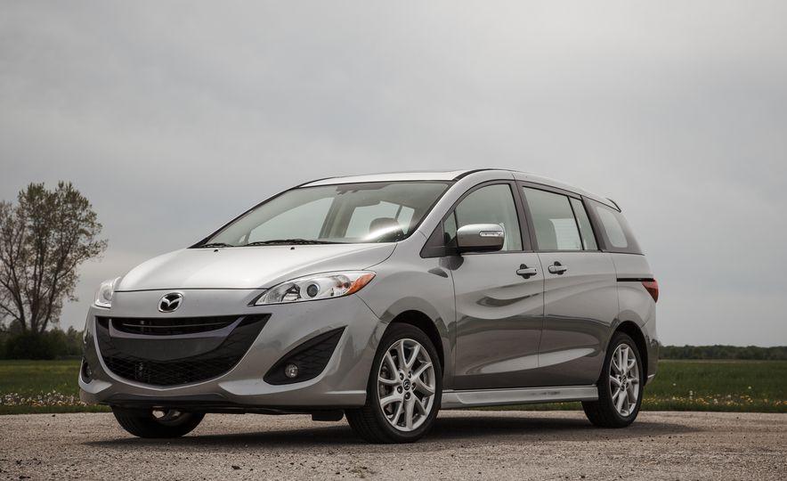 2015 Mazda 5 Grand Touring - Slide 9