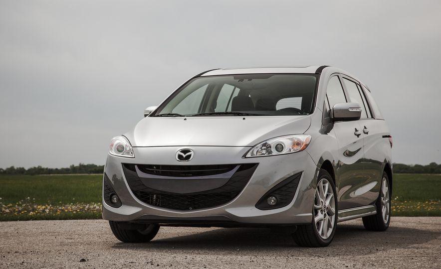 2015 Mazda 5 Grand Touring - Slide 10