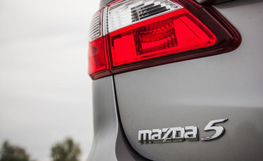 2015 Mazda 5 Grand Touring - Slide 19