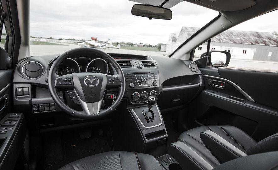 2015 Mazda 5 Grand Touring - Slide 25