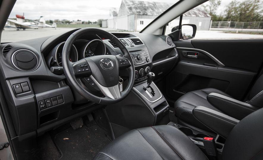 2015 Mazda 5 Grand Touring - Slide 26