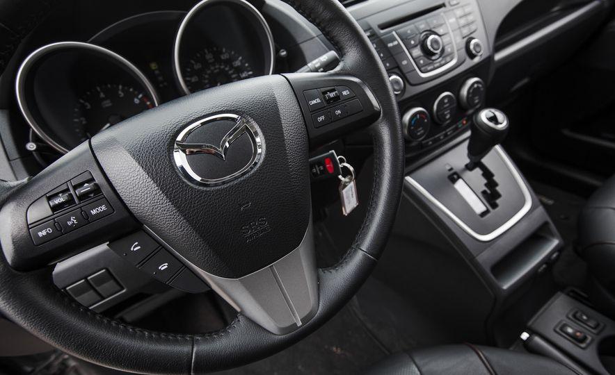 2015 Mazda 5 Grand Touring - Slide 33