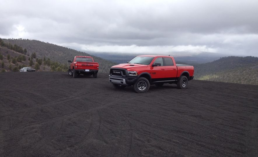 2015 Ram 1500 Rebels - Slide 2