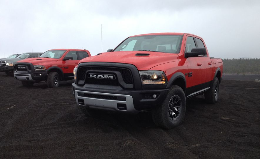 2015 Ram 1500 Rebels - Slide 3