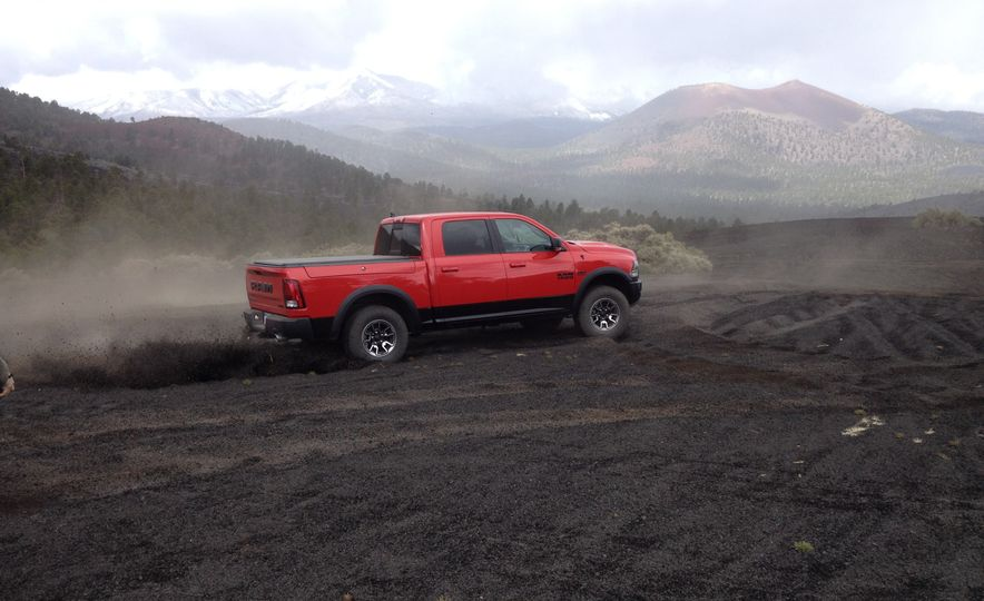 2015 Ram 1500 Rebels - Slide 9