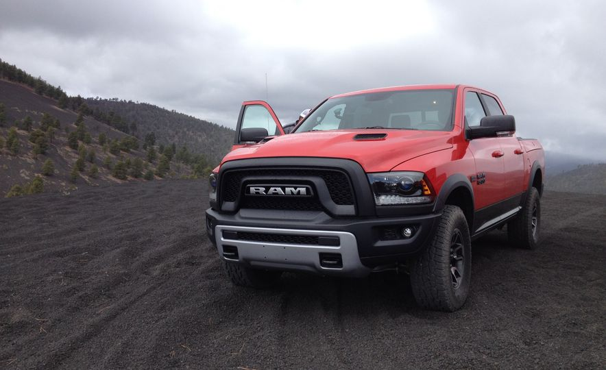 2015 Ram 1500 Rebels - Slide 12