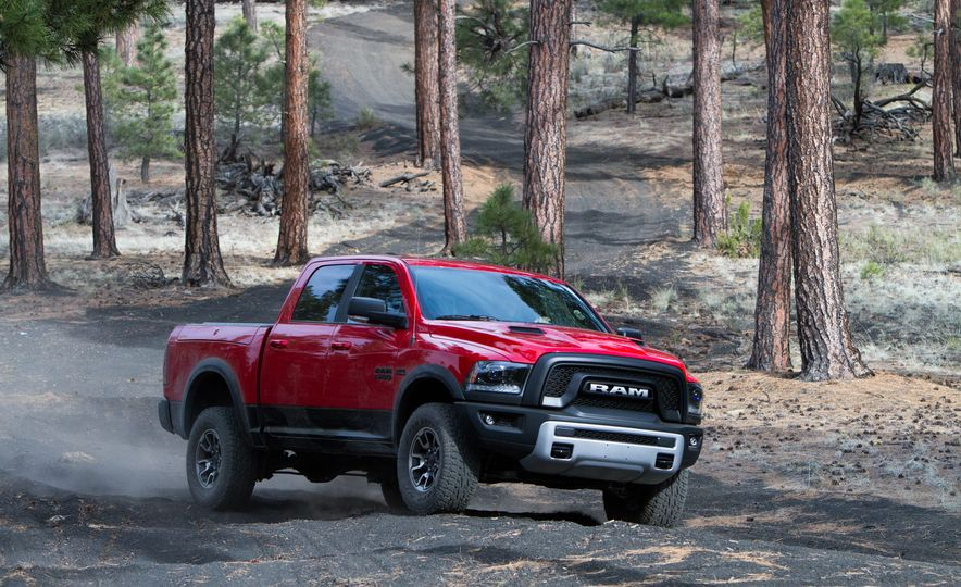 2015 Ram 1500 Rebels - Slide 18