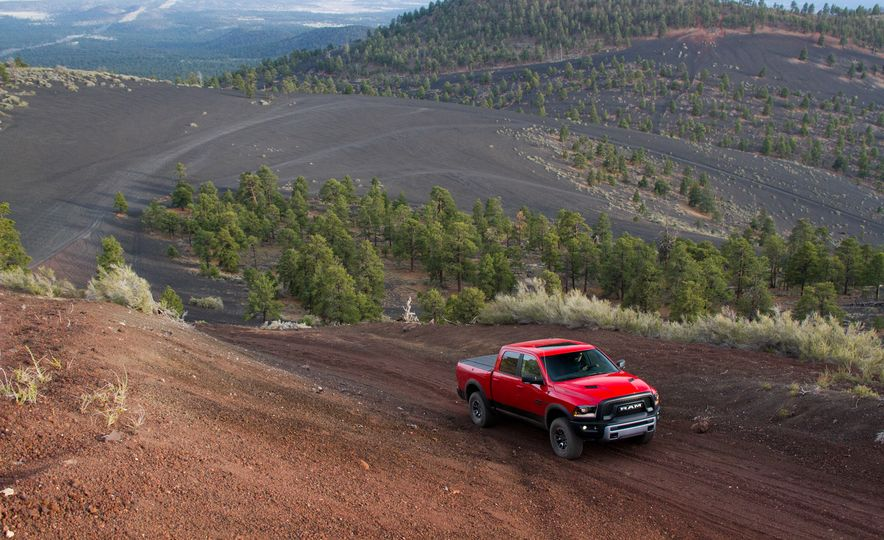 2015 Ram 1500 Rebels - Slide 19