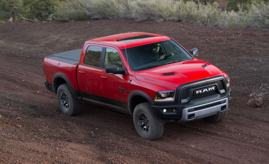2015 Ram 1500 Rebels - Slide 20