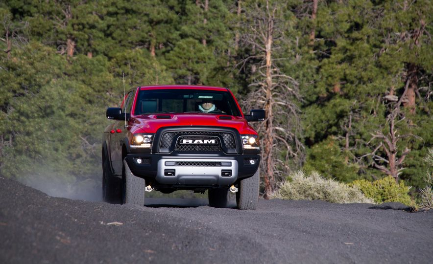 2015 Ram 1500 Rebels - Slide 22