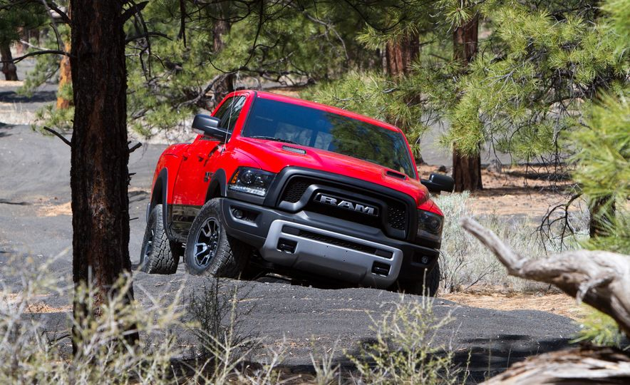2015 Ram 1500 Rebels - Slide 23