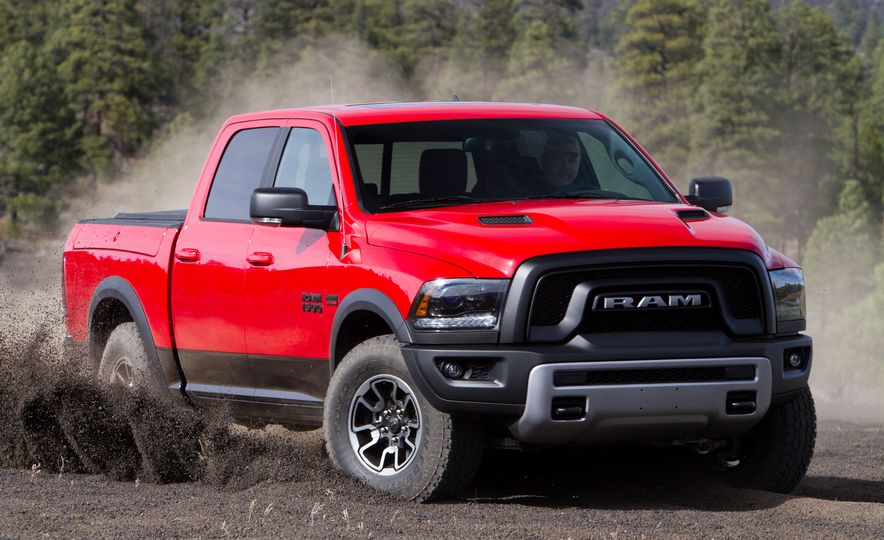 2015 Ram 1500 Rebels - Slide 24