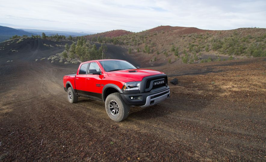 2015 Ram 1500 Rebels - Slide 25