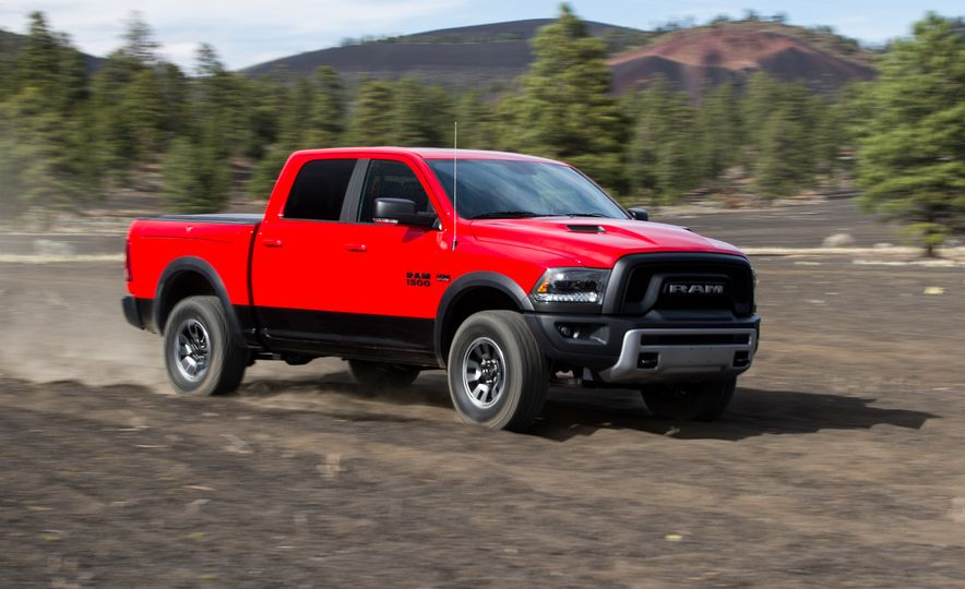 2015 Ram 1500 Rebels - Slide 26