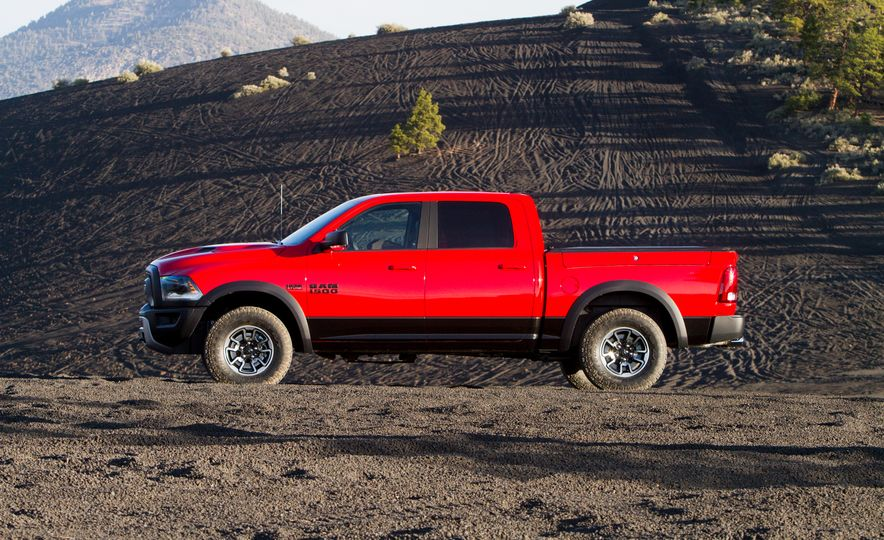 2015 Ram 1500 Rebels - Slide 28