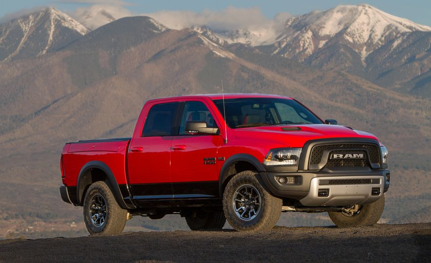 2015 Ram 1500 Rebels - Slide 29