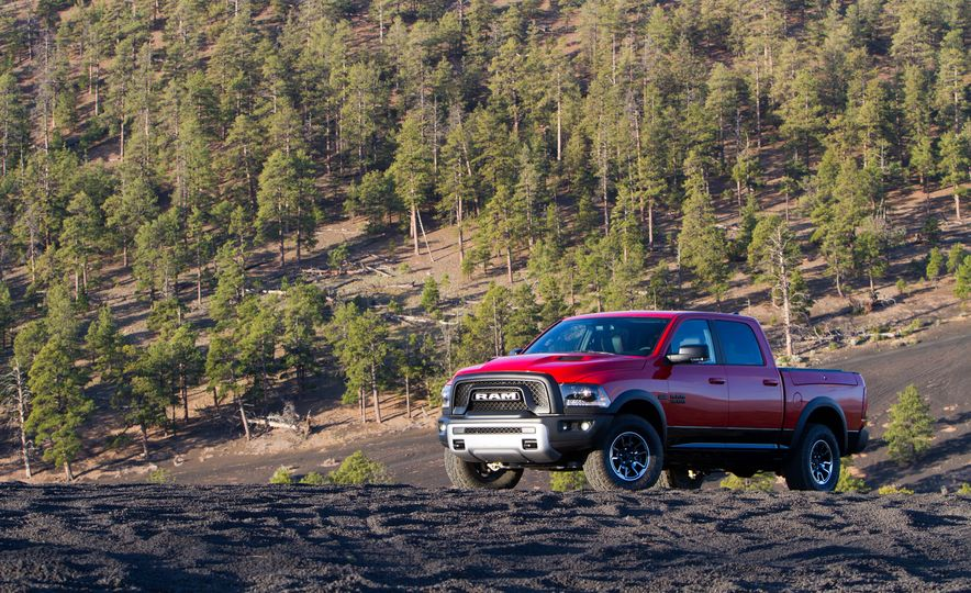 2015 Ram 1500 Rebels - Slide 30