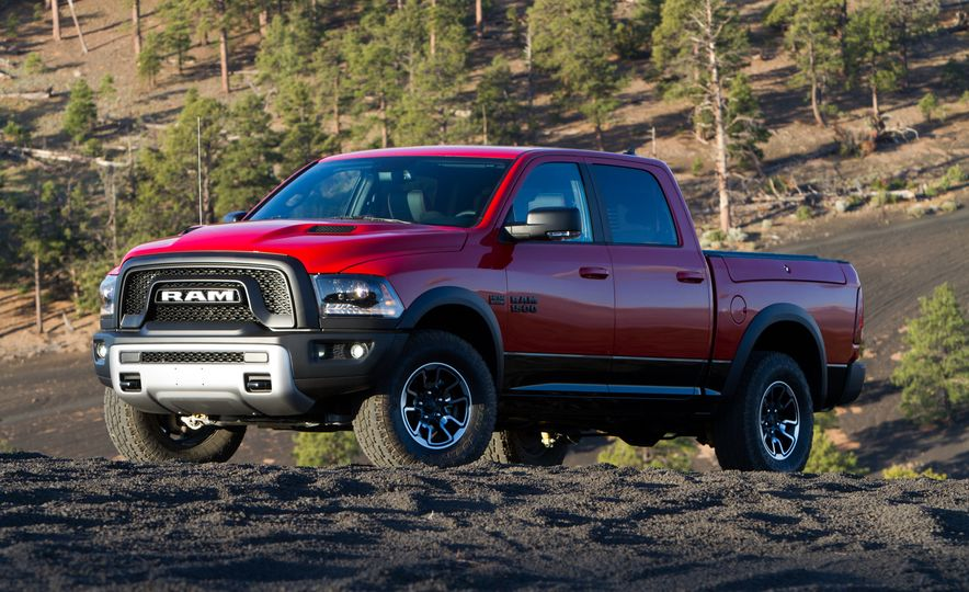 2015 Ram 1500 Rebels - Slide 31