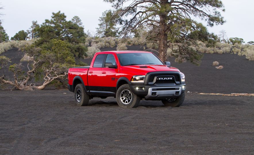 2015 Ram 1500 Rebels - Slide 32