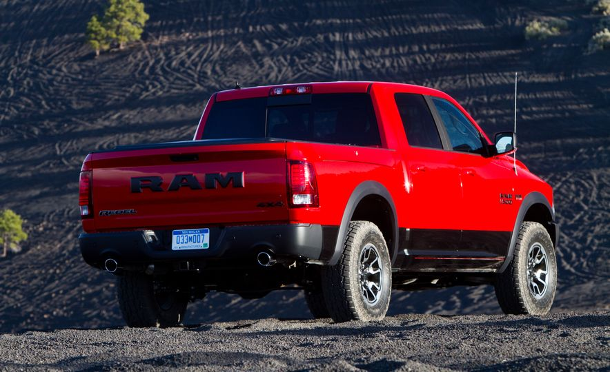 2015 Ram 1500 Rebels - Slide 36
