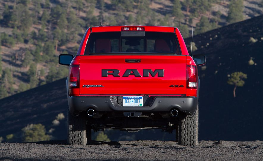 2015 Ram 1500 Rebels - Slide 39