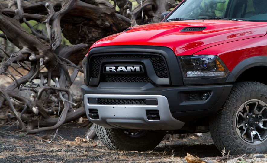2015 Ram 1500 Rebels - Slide 40