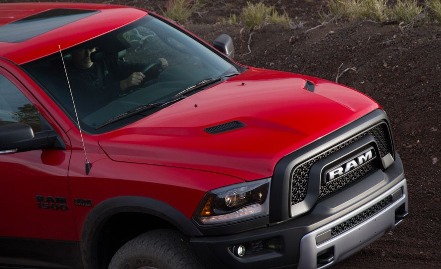 2015 Ram 1500 Rebels - Slide 41