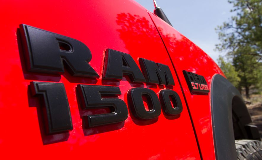 2015 Ram 1500 Rebels - Slide 49