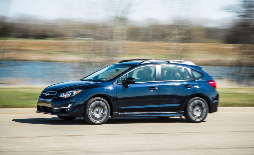 2015 Subaru Impreza 2.0 Sport - Slide 1