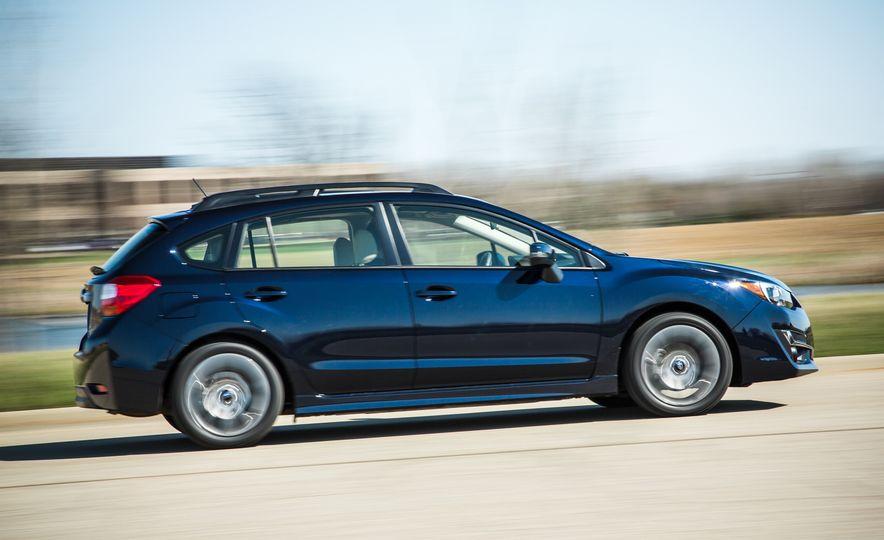 2015 Subaru Impreza 2.0 Sport - Slide 3