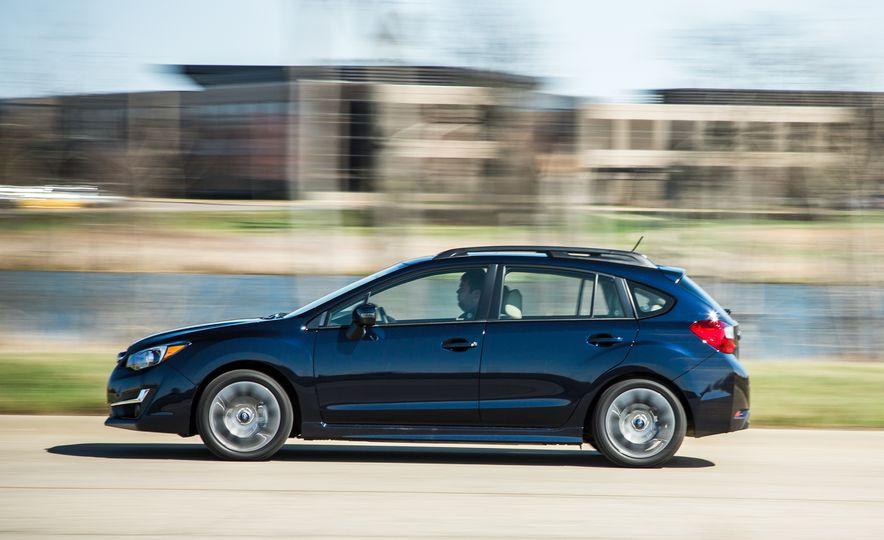 2015 Subaru Impreza 2.0 Sport - Slide 5