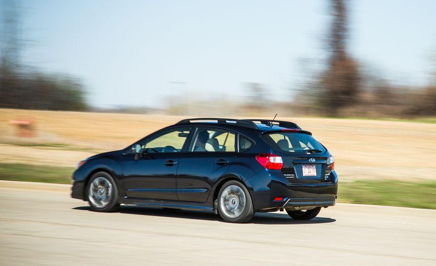 2015 Subaru Impreza 2.0 Sport - Slide 6