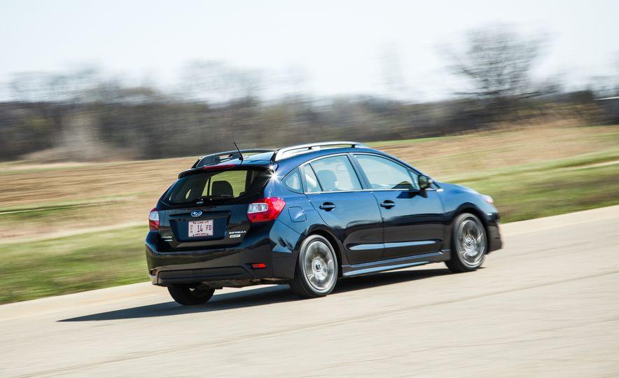 2015 Subaru Impreza 2.0 Sport - Slide 7