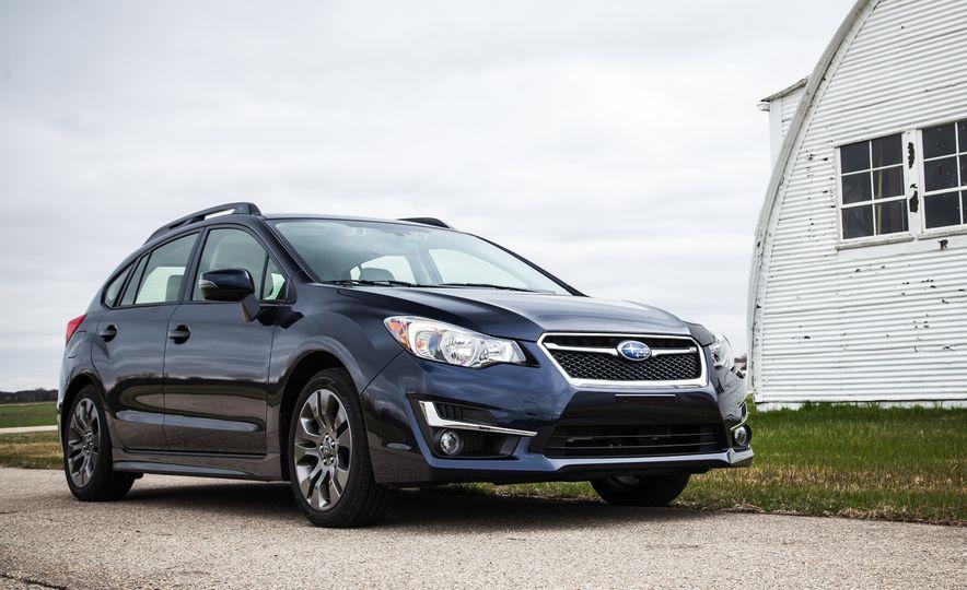 2015 Subaru Impreza 2.0 Sport - Slide 9