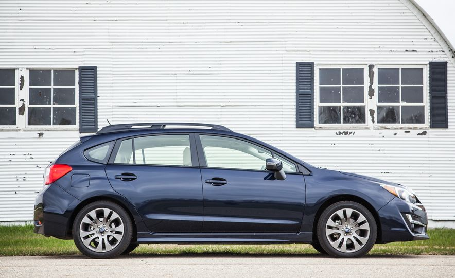 2015 Subaru Impreza 2.0 Sport - Slide 13