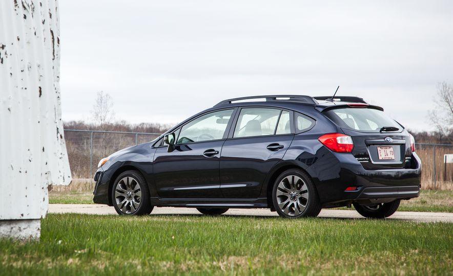 2015 Subaru Impreza 2.0 Sport - Slide 12