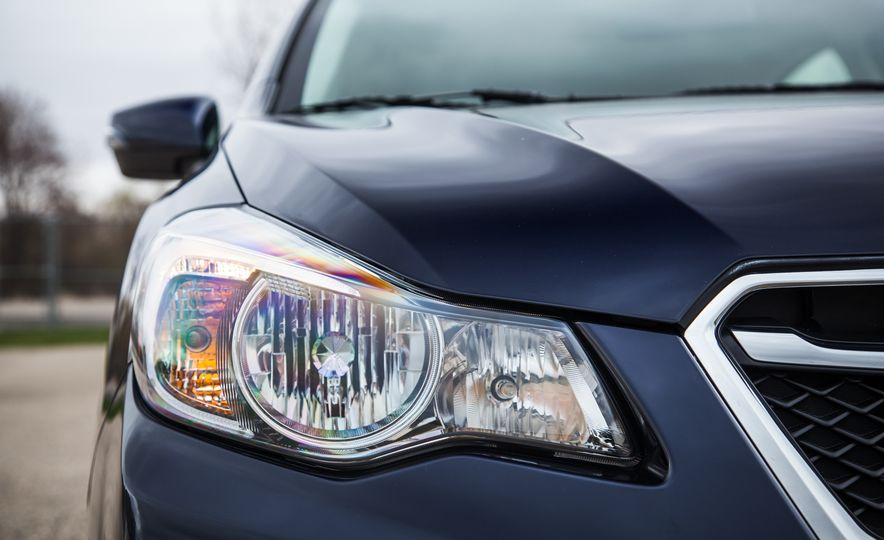 2015 Subaru Impreza 2.0 Sport - Slide 14