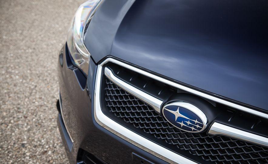 2015 Subaru Impreza 2.0 Sport - Slide 15