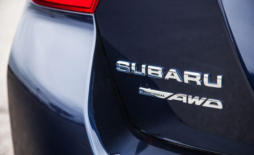 2015 Subaru Impreza 2.0 Sport - Slide 21