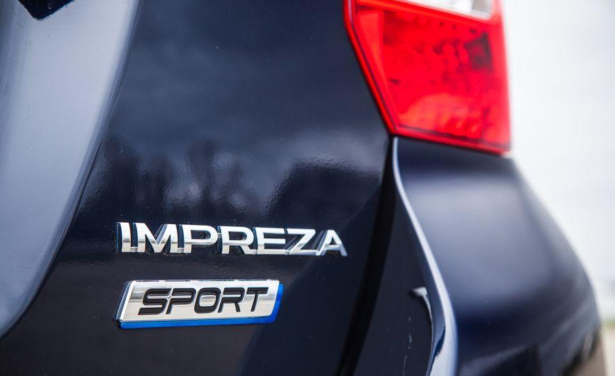 2015 Subaru Impreza 2.0 Sport - Slide 20