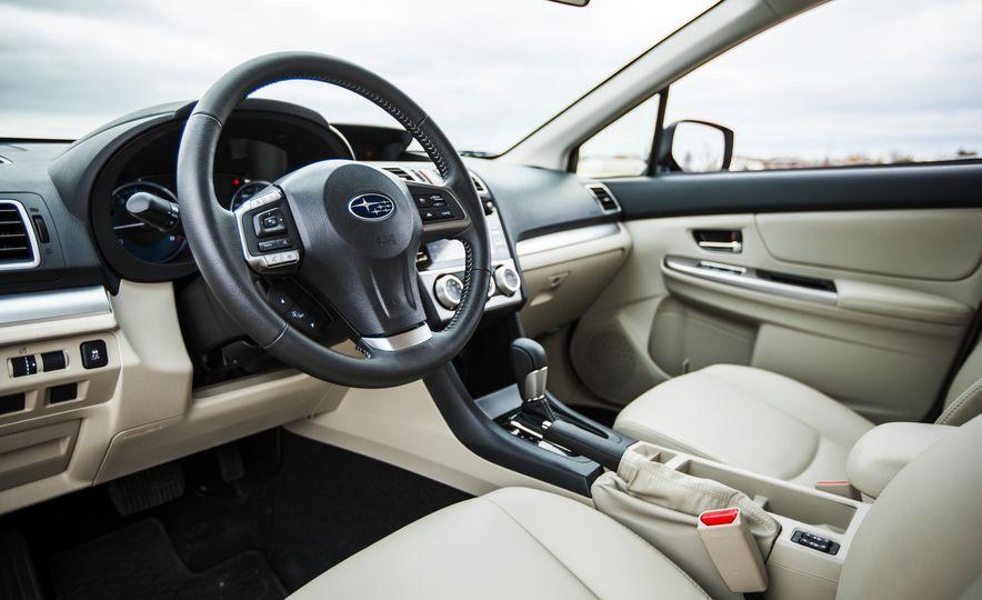 2015 Subaru Impreza 2.0 Sport - Slide 18