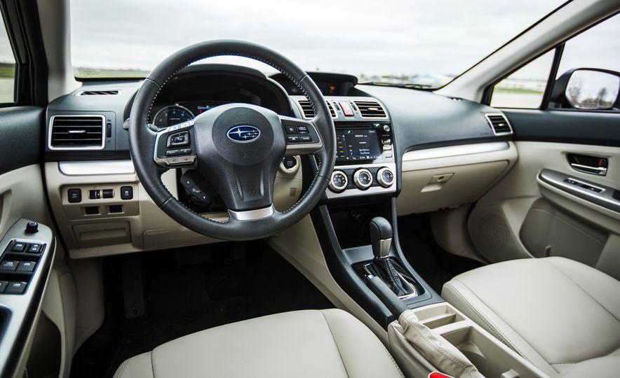 2015 Subaru Impreza 2.0 Sport - Slide 22