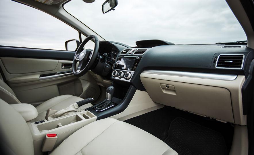 2015 Subaru Impreza 2.0 Sport - Slide 24