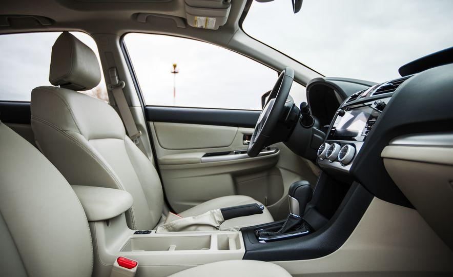 2015 Subaru Impreza 2.0 Sport - Slide 25