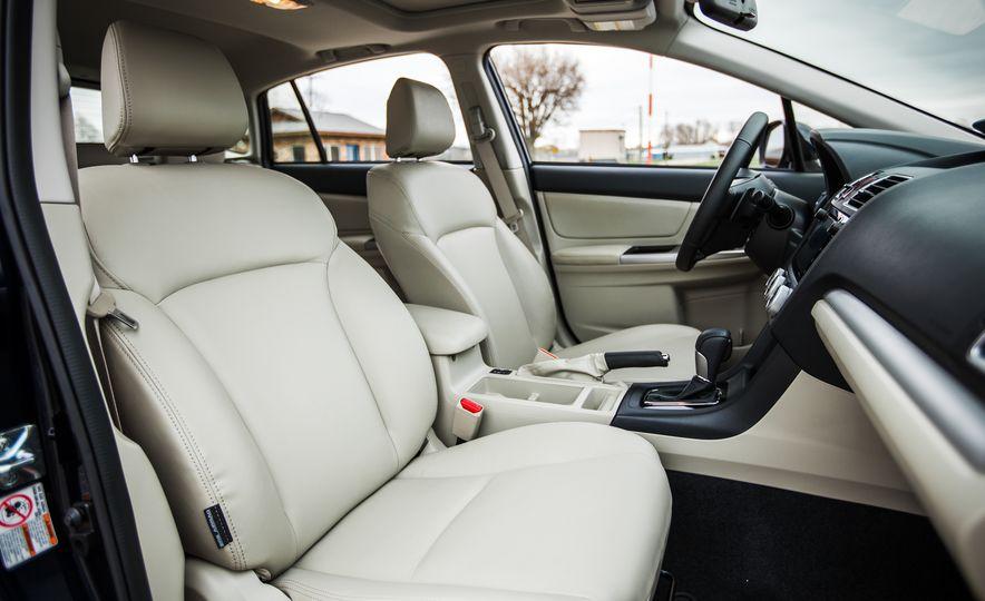 2015 Subaru Impreza 2.0 Sport - Slide 29