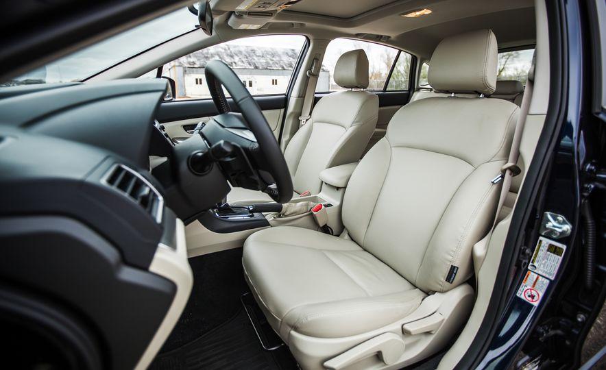 2015 Subaru Impreza 2.0 Sport - Slide 28