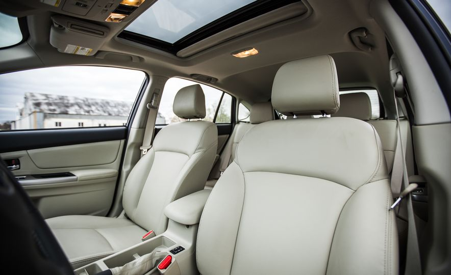 2015 Subaru Impreza 2.0 Sport - Slide 27